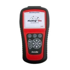 Docooler MaxiDiag Elite MD802 On-Board Diagnostics OBDII Scan Tool Auto Scanner Code Reader 4 System
